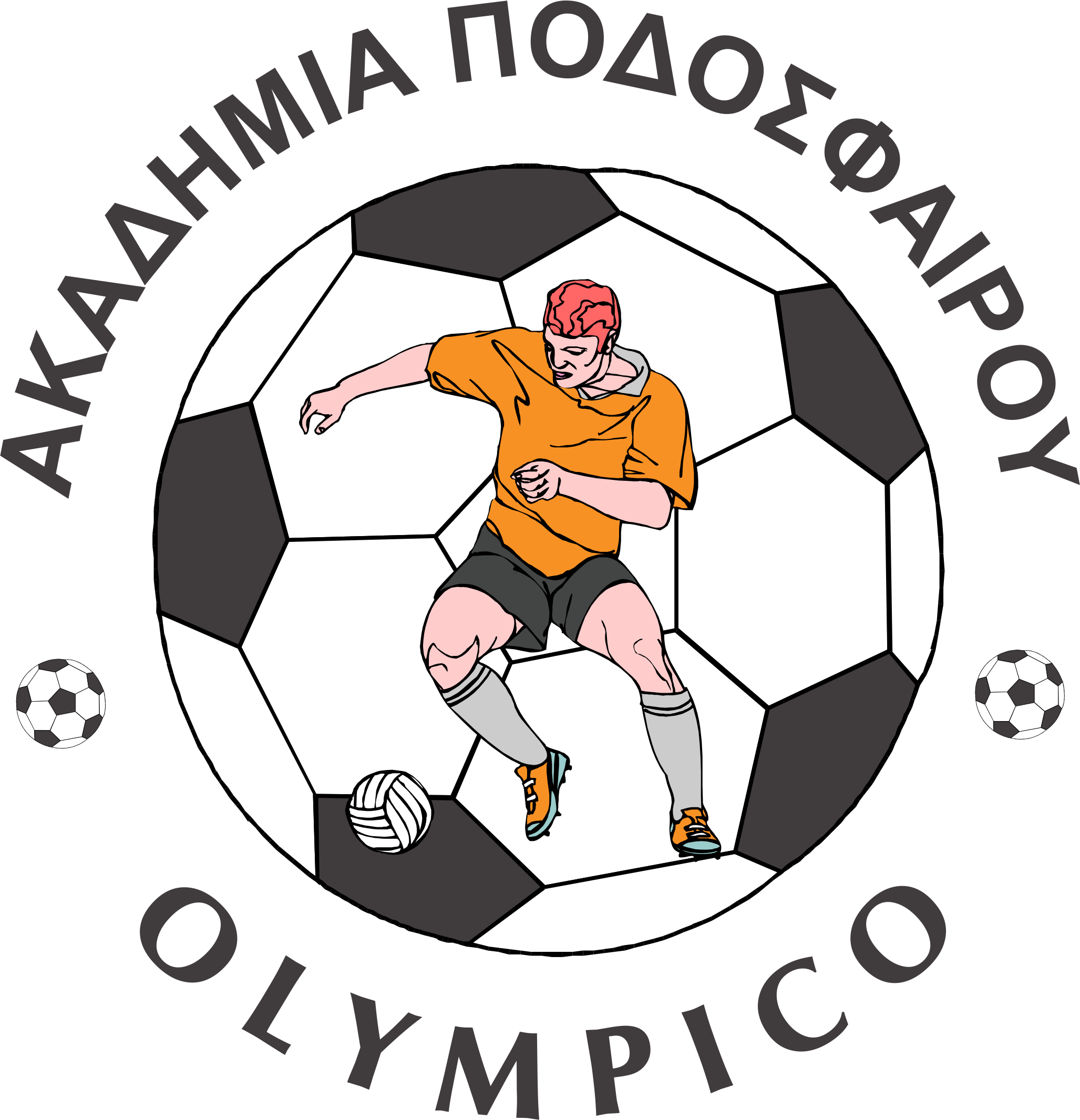 ΑΚΑΔΗΜΙΑ OLYMPICO SPORTS CENTRE U10 Eagles Paphos A